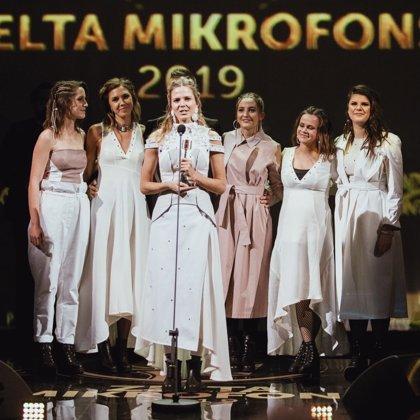 Zelta Mikrofons 2019